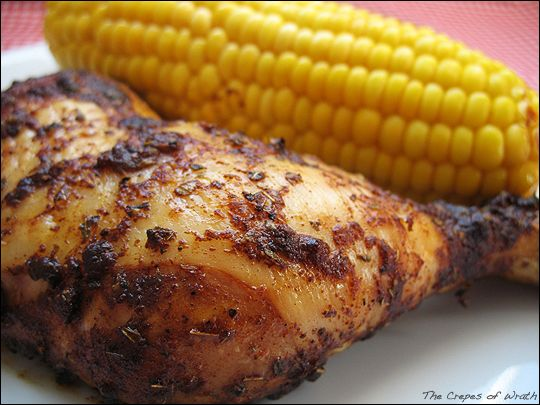 """Oven Roasted Mexican Chicken""- made this the other night, and it was easily the best chicken I've ever made. rating: 5/5"