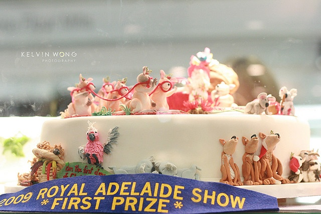 Christmas Cake at the Royal Adelaide Show • Adelaide's icons