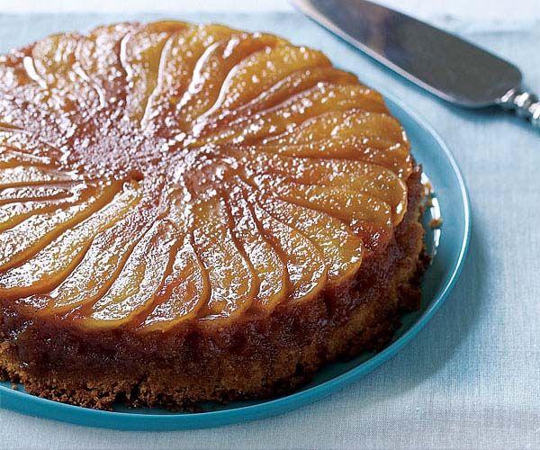 Vanilla Pear Cake
