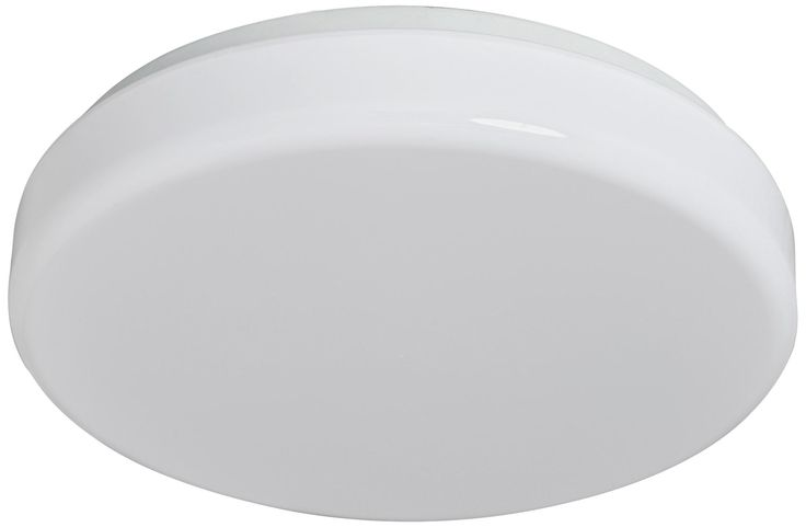 "Cumulus Flushmount 11"" Wide White LED Ceiling Light -"