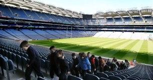 Croke Park, Dublin City, schitterend stadion