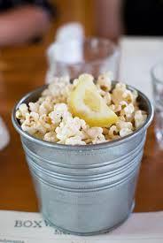Chili and Lemon Popcorn