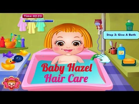 Baby Hazel long hairs are really tough to manage. Moreover, improper hair care has resulted dandruff on Hazel scalp.Baby Hazel needs to trim her hairs, along...