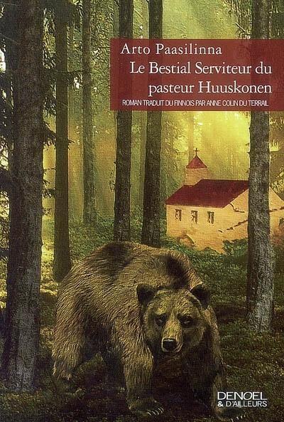 Oskar Huuskonen, pasteur aux idées pour le moins originales, adepte du lancer de javelot ascensionnel, hérite d'un ours à la faveur d'un accident ubuesque. Il va s'en suivre un étrange périple qui l'amènera à rechercher sa foi perdue ou, à défaut, une intelligence extraterrestre… Arto Paasilinna nous conte avec humour et ironie cette odyssée burlesque jalonnée de rencontres toutes plus improbables les unes que les autres.
