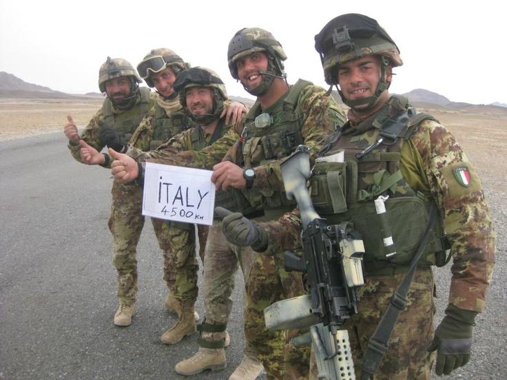 4500 Kilometri dall'Italia, 1 ottobre 2012