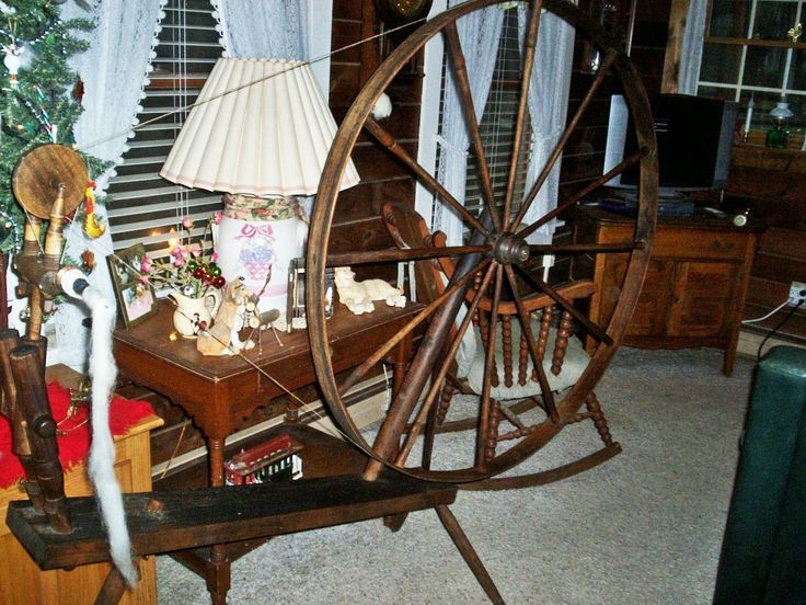 A Great (Walking) Wheel I just refurbished