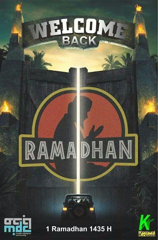 Ahlan wassalam Ramadhan 1435