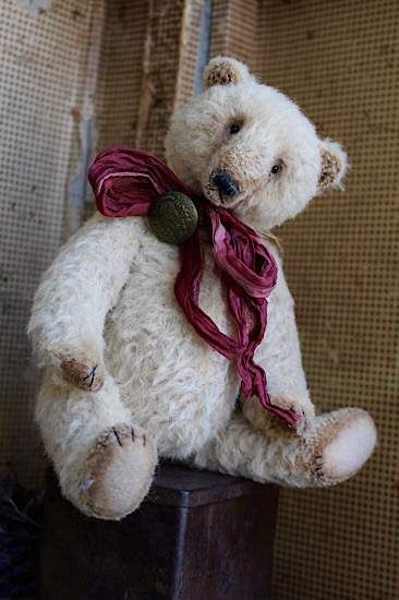 Henry By Alla Stepanets - Bear Pile