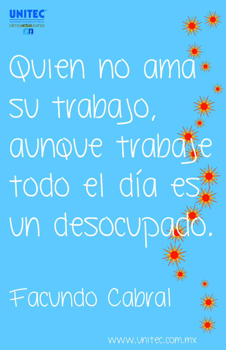 - Facundo Cabral