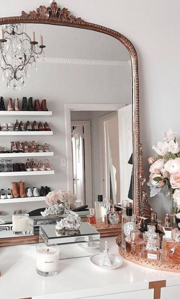 Vanity home decor. – Home