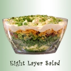 Have you tried an Eight Layer Salad yet? I've been refining my personal recipe for Eight Layer Salad for a few years and have finally hit on a...