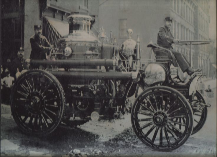 The Tillerman Steered Engine Engineer Controlled Direction And Brakeman As Well