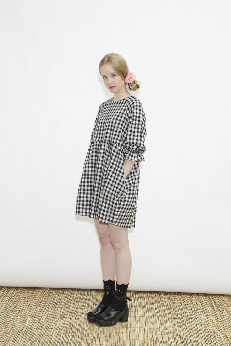 Angel Dress Gingham http://www.thewhitepepper.com/collections/dresses/products/angel-dress-gingham