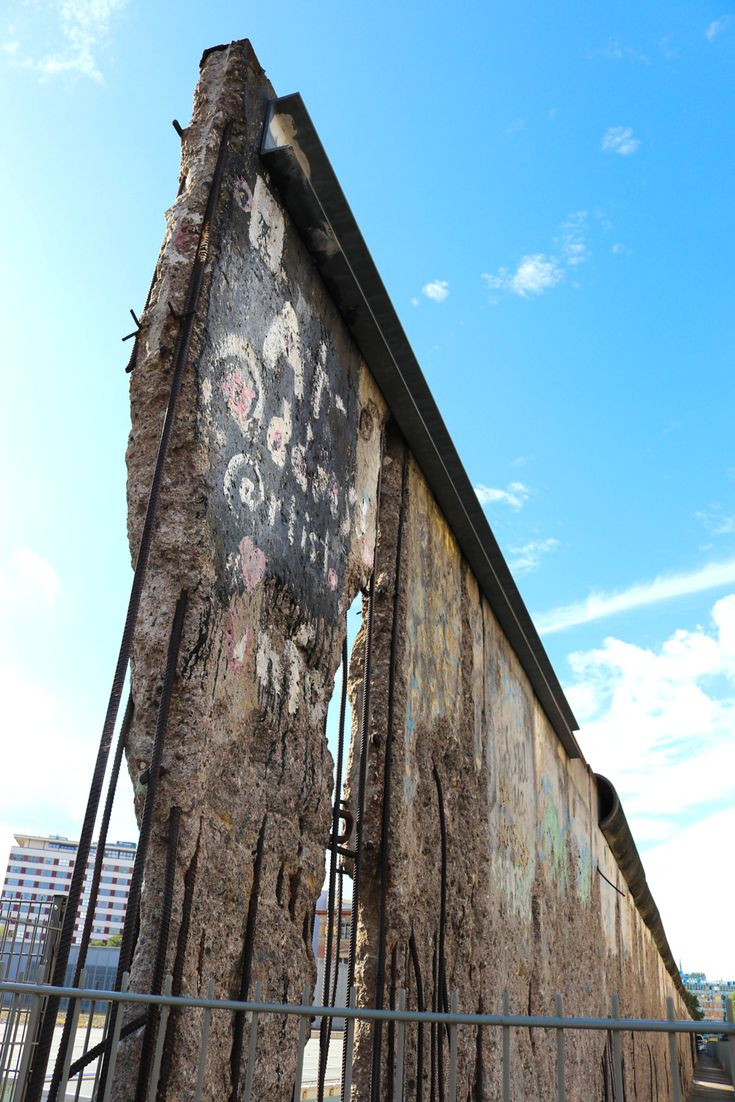 Berlin Wall, Germany -  Topographie des Terrors