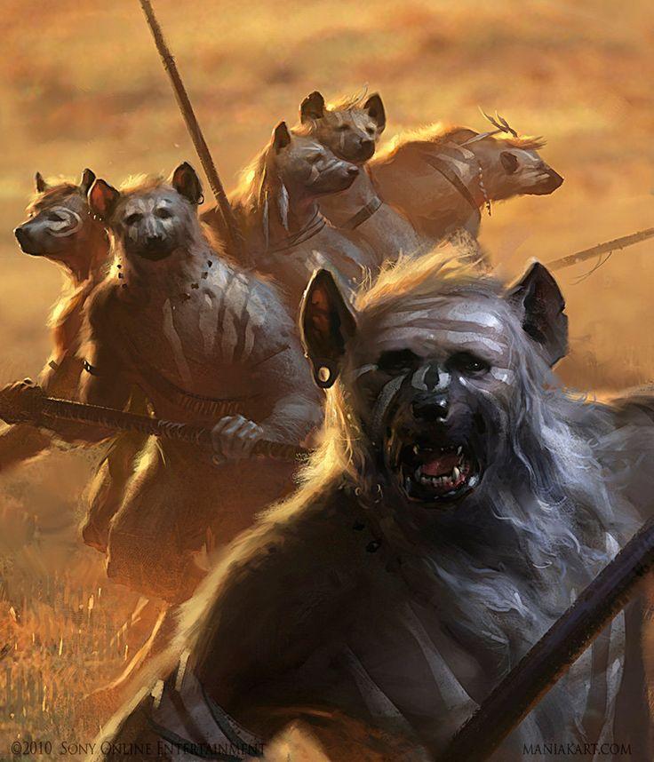 hyena clan