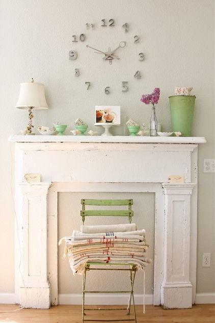Die 17 besten Bilder zu Mantels without Fireplace auf Pinterest ...