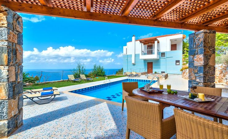 Ocean Luxury Villas in Bali, Rethymno