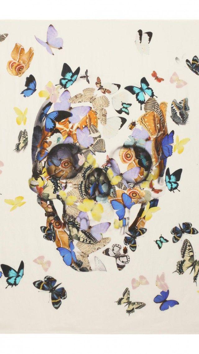 Scurf. Damien Hirst & Alexander McQueen Collaboration - Alexander McQueen