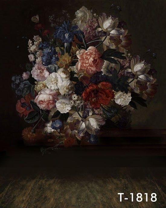 5x7ft для виниловых фотографии фоном 200 см * 150 см новорожденный фотографии реквизит цветы стена фоны t 1818 купить на AliExpress