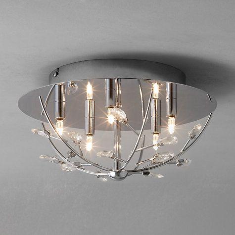 Buy John Lewis Milly Ceiling Light Online At Johnlewis Com