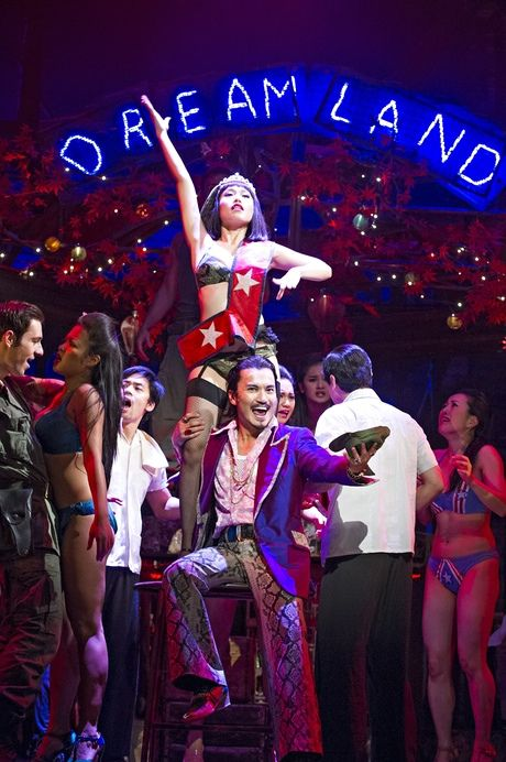 miss saigon 2015 - Google Search