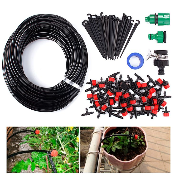 High Quality DIY Automatic Micro Drip Irrigation System with Smart Controller #87404