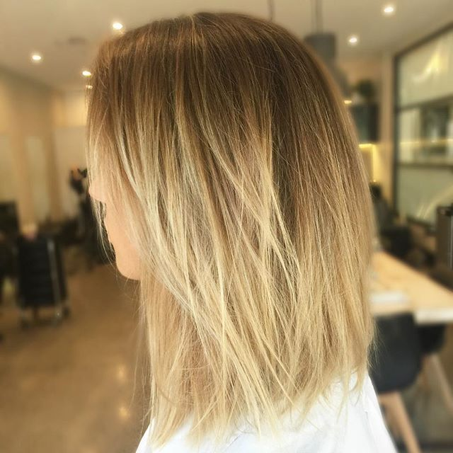Like this gradual, balayage ombre                                                                                                                                                      More