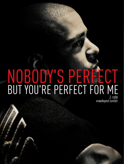 My fav J. Cole quote from my fav J. Cole song! #ColeWorld