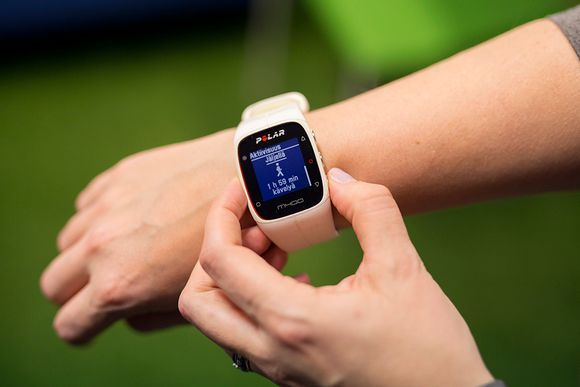 Have you ever thought, that smart watches and fitness trackers - or lack thereof - may also communicate our values?