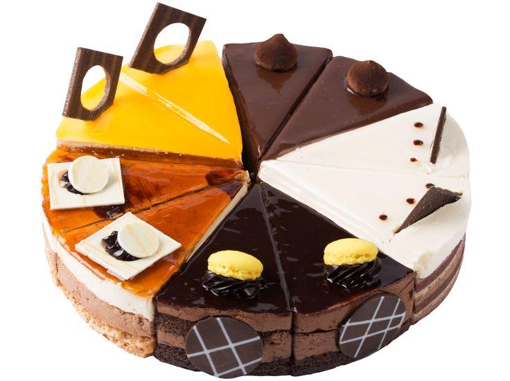 Торт Шоколадное Ассорти - КД Селезнева
