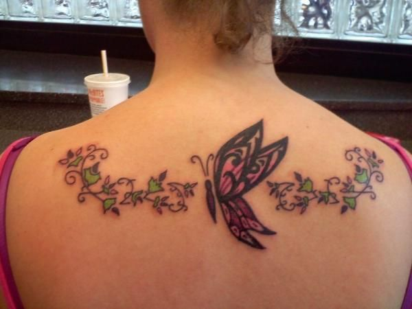 14 best upper back tattoo for girls images on pinterest female tattoos gorgeous tattoos and. Black Bedroom Furniture Sets. Home Design Ideas