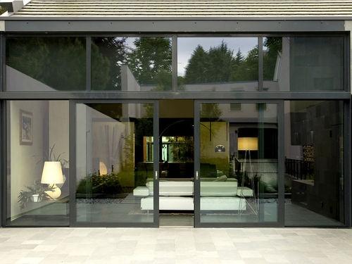 aluminium sliding patio door NC-S 120 STH METRA