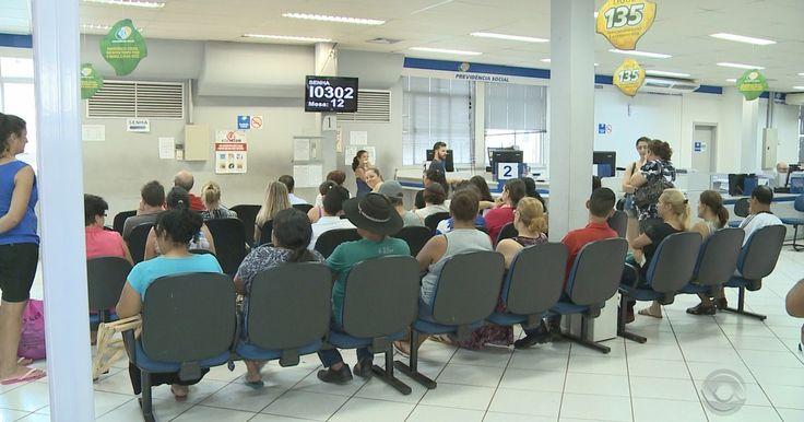 #Quase 3 meses após fim de greve, SC ainda tem filas para perícias do INSS - Globo.com: Globo.com Quase 3 meses após fim de greve, SC ainda…