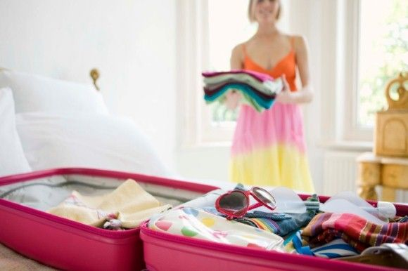 How to pack for a semester abroad. I'll need this my senior year!!! :)