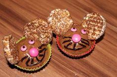 Super süsse Mäuse Muffins. Das Highlight auf jeder Party