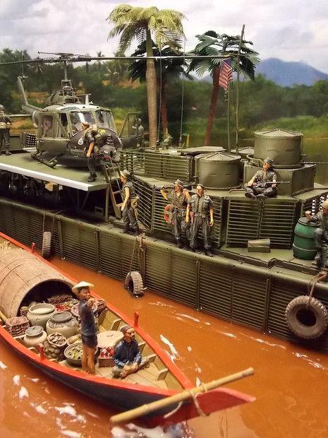 1/35 Vietnam brown water navy