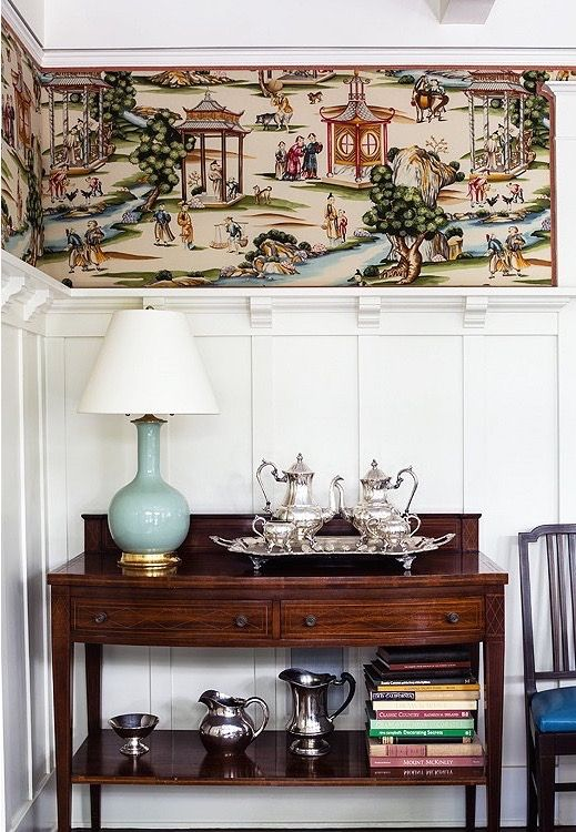 Chinoiserie Chic: