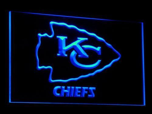 Kansas City Chiefs LED Neon Sign Light NFL Football Sports Team  #Unbranded #KansasCityChiefs