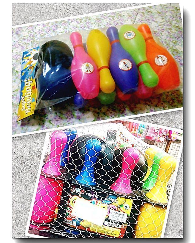WEBSTA @ mainanbayi - Bowling toysBermain bowling jadi lebih ringan dengan minnie bowling set, yang terdiri dari 8pcs pins bowling bow-tique, dan 1pcs bowling ball berwarna. Ukuran pin 18cm bahan material plastik, halus, ringan, yang tentunya aman untuk si kecil. Rp 65.000Puzzy toys mainan bayi-anak:order Langsung sms/wa..082298748686Line : @mainanbayiComent d ig belum tentu dibaca#mainananak #mainanedukatif #mainanedukasi #mainanbayi #tokomainanonline #mainananakonline #tokomainananak…