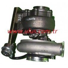 6152-81-8200 Turbocharger Komatsu S6D125