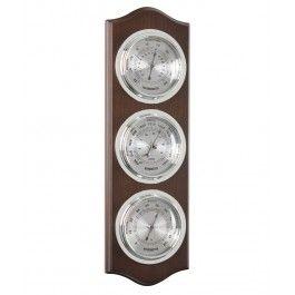 Barometru cu termometru - London Clock
