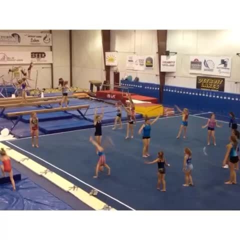 So this happened... Gymnastics VINES #gymnast #gymnastics