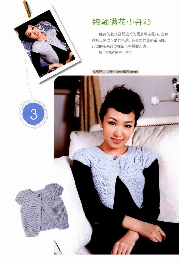 Мобильный LiveInternet Альбом «Fashion knitted sweaters №1 2011» | Ниноччка - Обо всём, что заинтересовало... |
