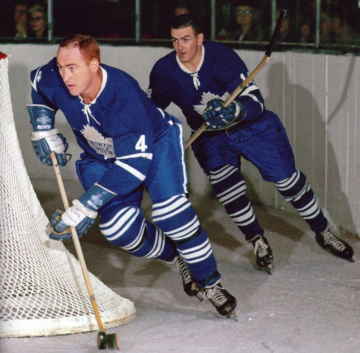 Red Kelly, Dave Keon