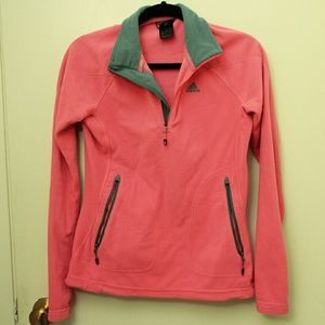 adidas Jackets & Blazers - SALE Adidas fleece jacket, super soft and warm