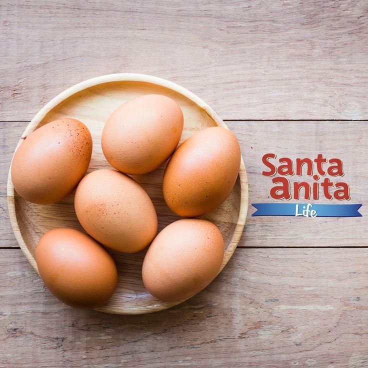 Nuestros Huevos Santa Anita Life son una fuente de proteína que cuidan de ti, ya que contienen 25% menos calorías y 16% menos de grasas para aportar a tu dieta diaria! Disfrútalos como más te gusten. #HuevosSantaAnita