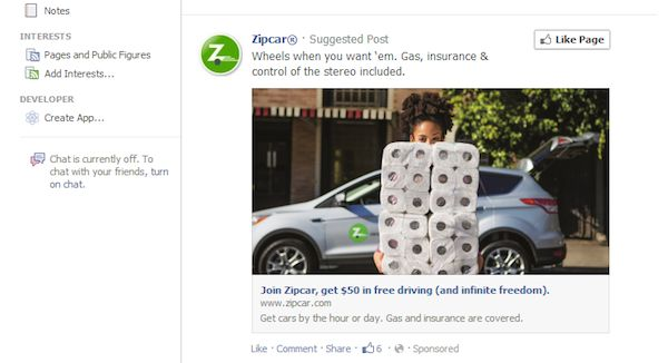 how to see what interests are doing well facebook ads