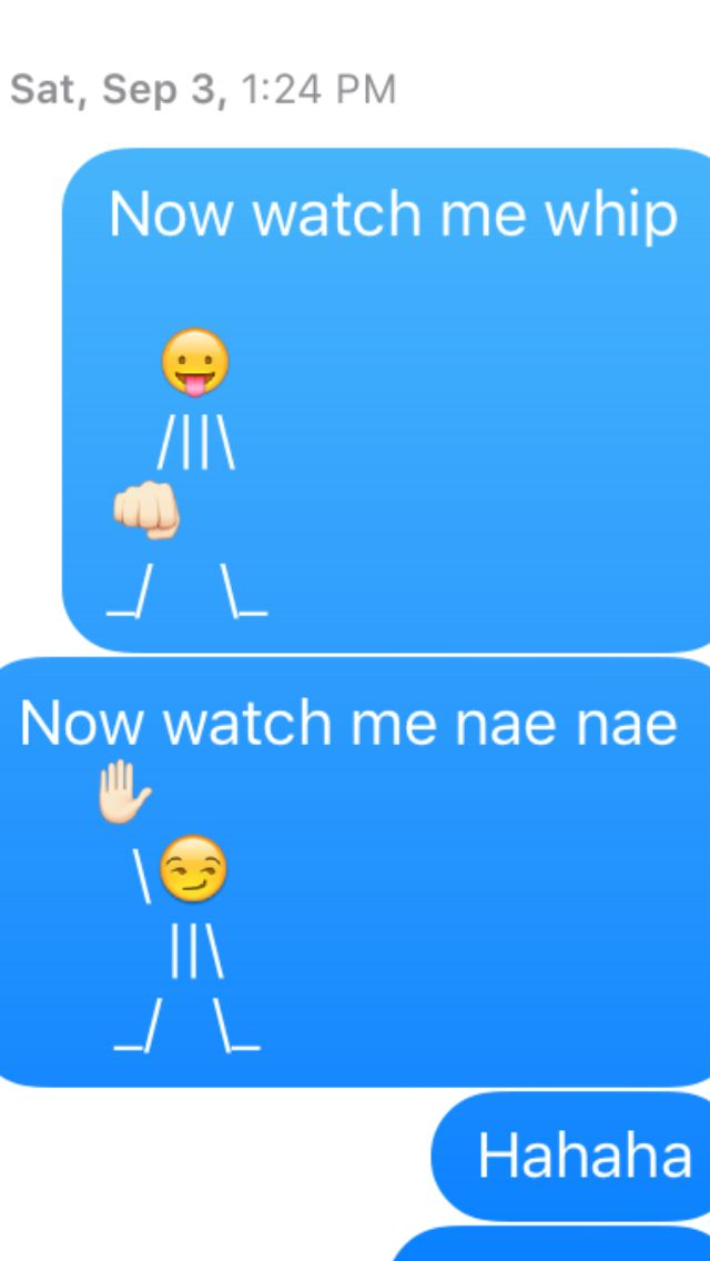 Whip and Nae Nae