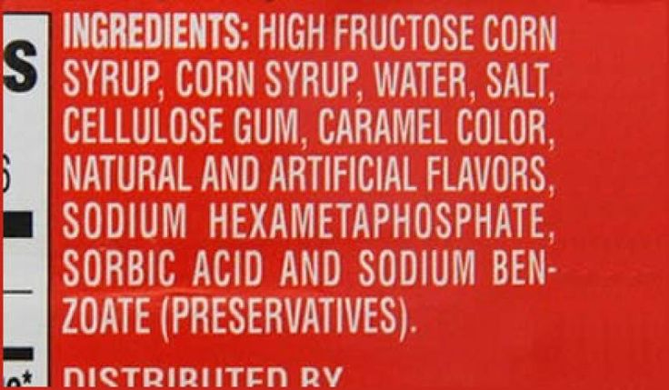 There will always be some ingredients in processed foods that we turn a blind eye to on the label. These are 5 ingredients that I implore you not to follow that mindset.