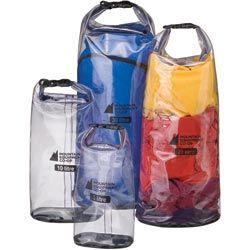MEC Transparent Dry Bag - Mountain Equipment Co-op